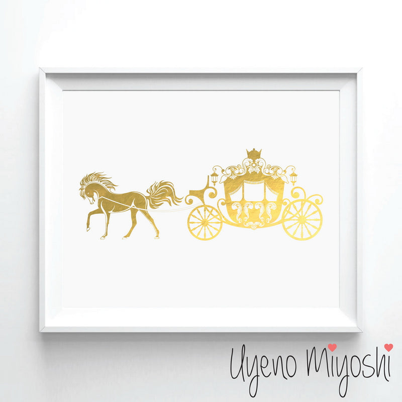 Horse Carriage I