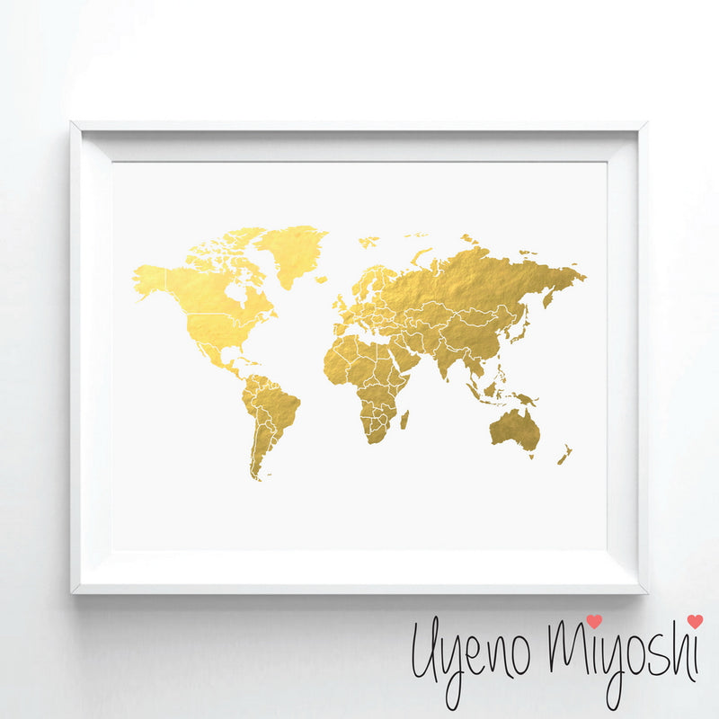 World Map II