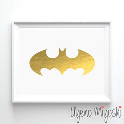 Batman Logo III