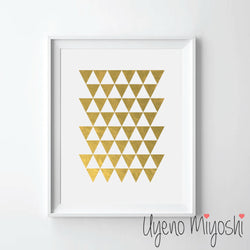 Geometric Triangle
