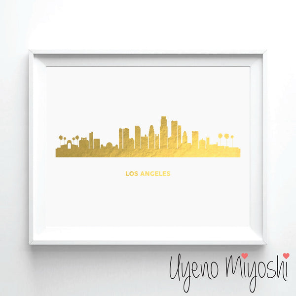 Los Angeles Skyline II
