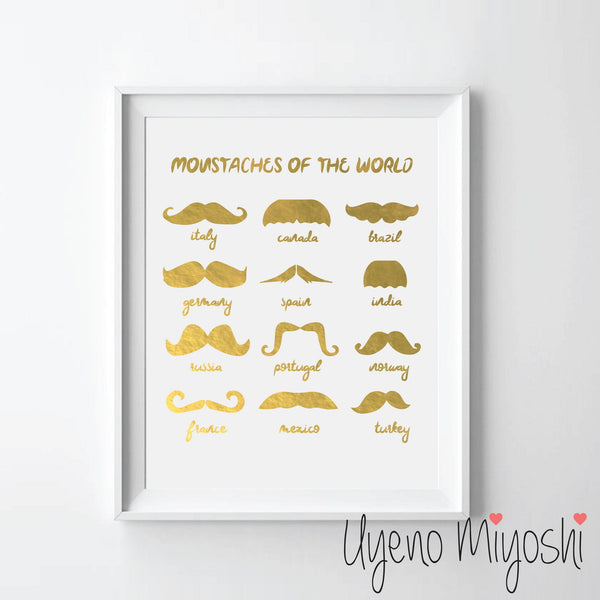 Mustache Collections II