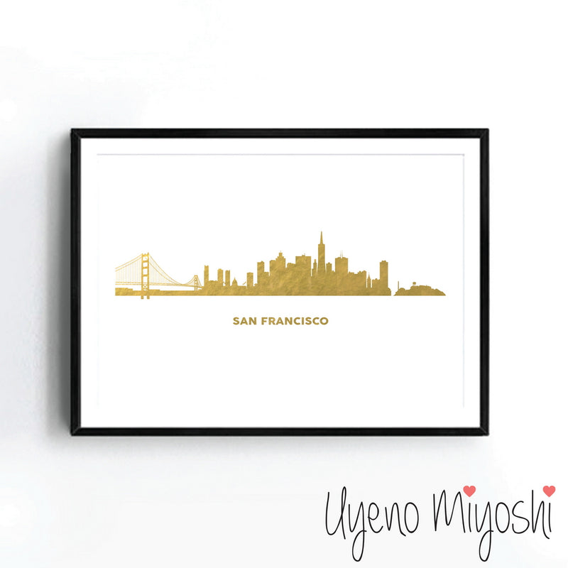 San Francisco Skyline V
