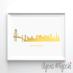 San Francisco Skyline III
