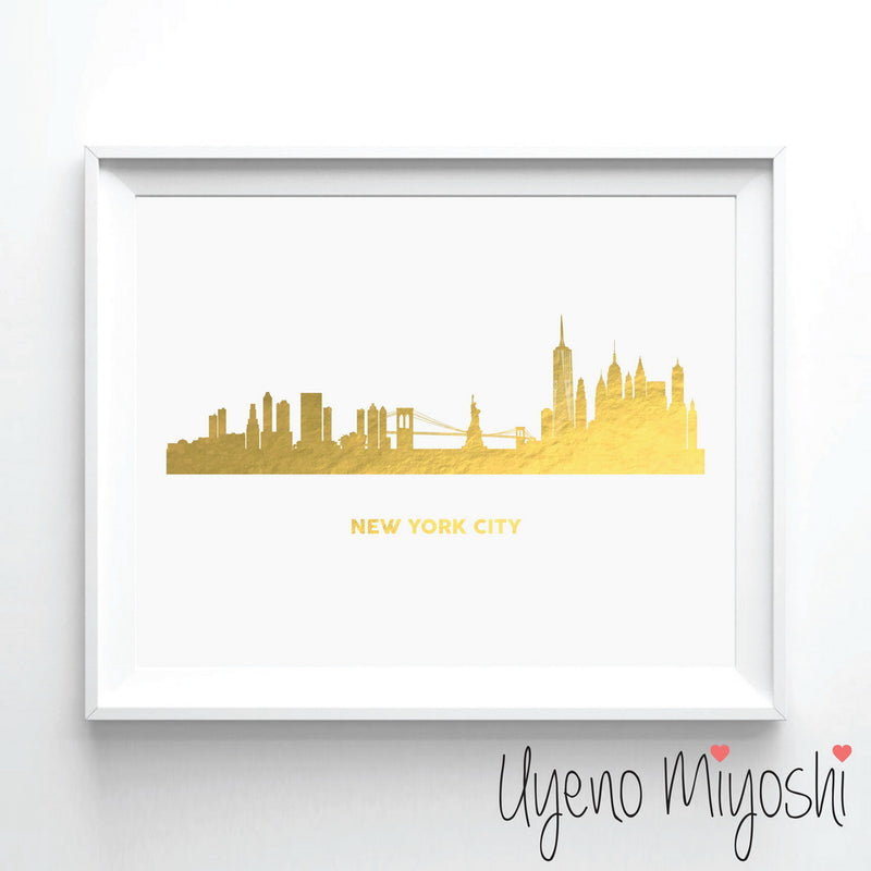 New York City Skyline IV