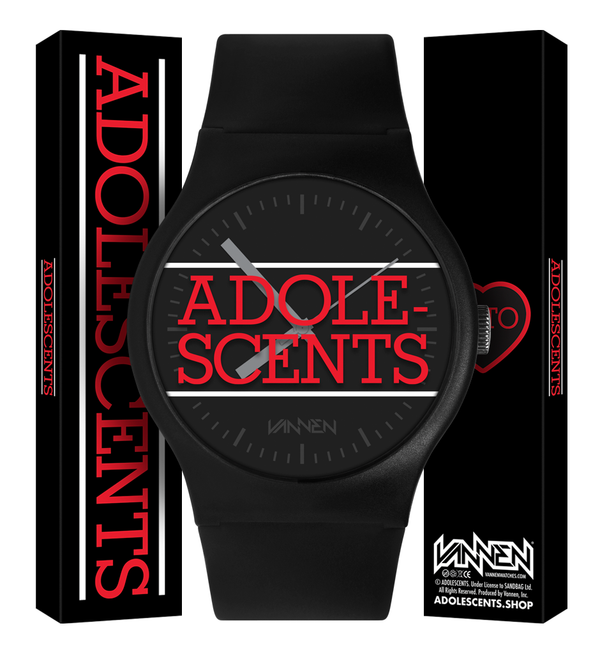 On sale now: Limited Adition Adolescents Black Variant Vannen Watch
