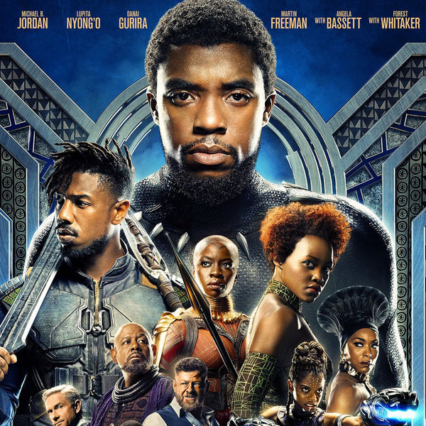 New Trailer and Poster for Marvel Studios' Black Panther.