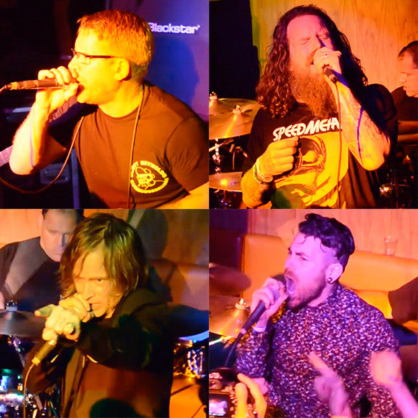 VIDEO: FILMAGE Afterparty w/ ALL (featuring Chad Price & Scott Reynolds) and Descendents Karaoke w/ Special Guest Singers.
