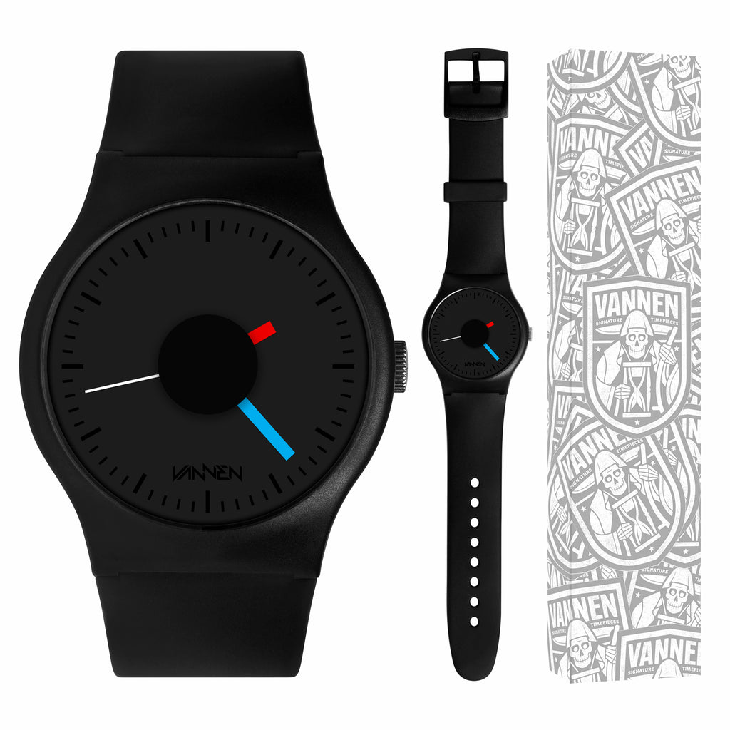 Limited edition Vannen 'Dot' Watch prototype