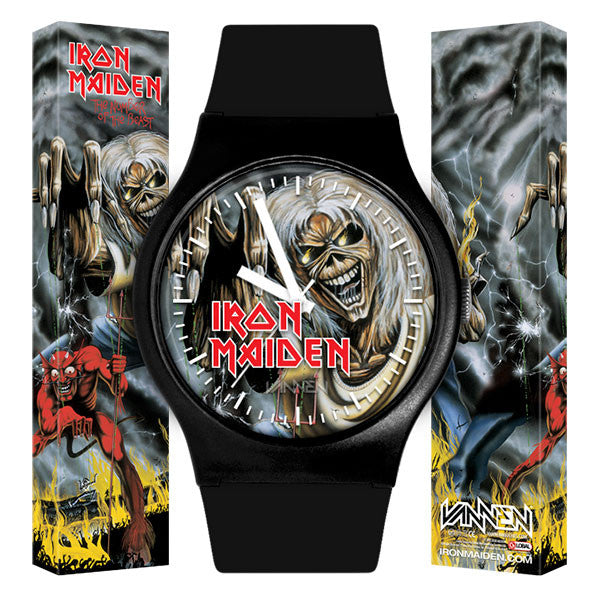 Limited Edition IRON MAIDEN