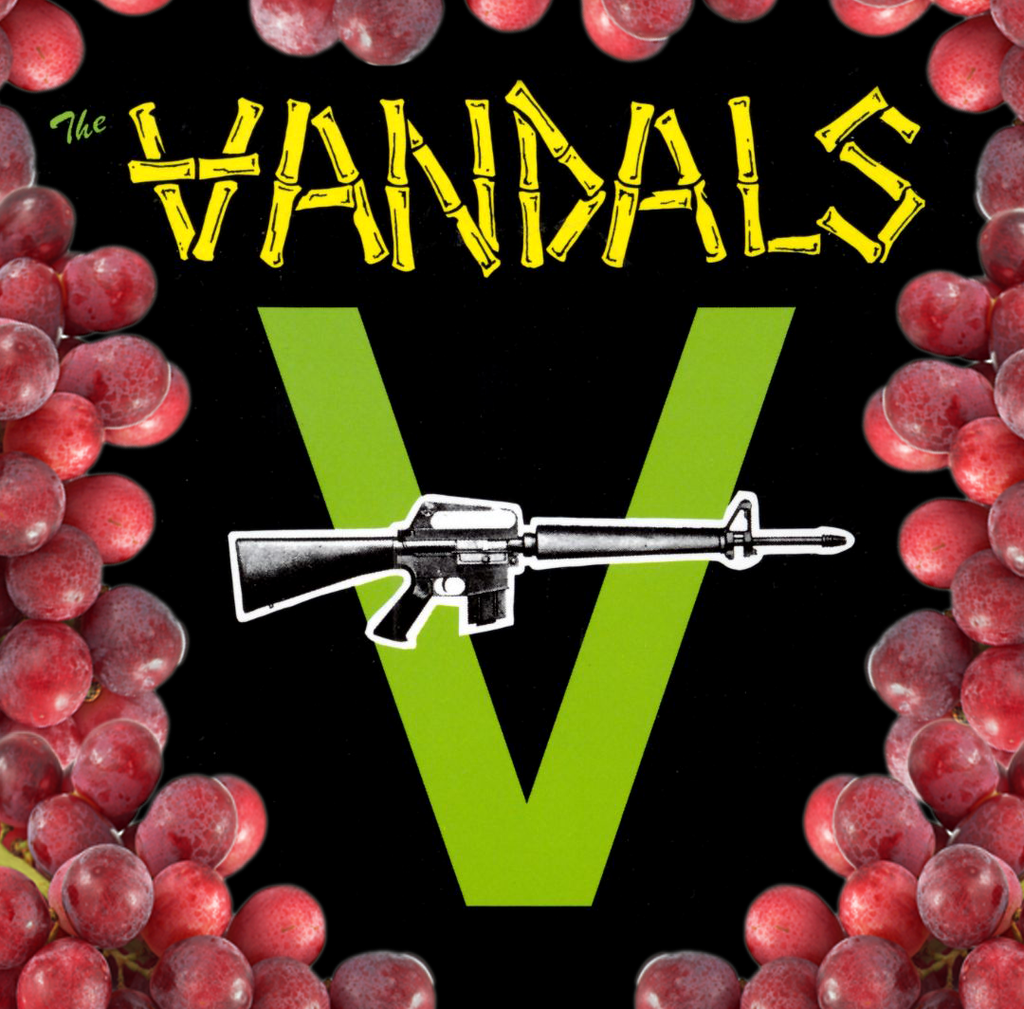 Coming Soon: The Vandals Vineyards Cabernet Sauvignon (07.17.19)
