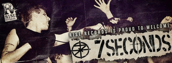 7 Seconds Signs To Rise Records