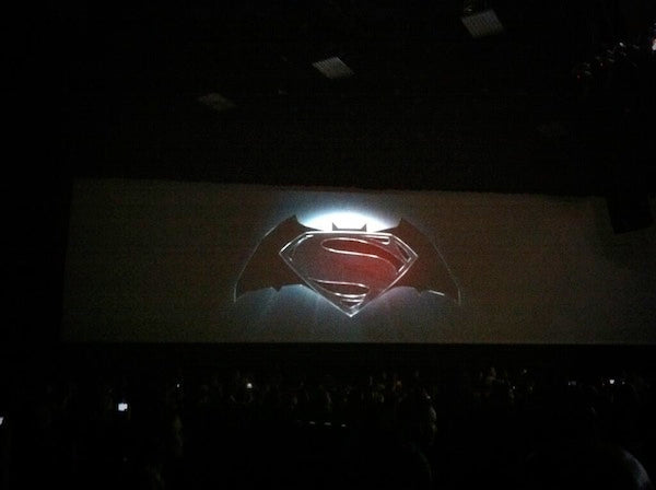 Zach Snyder Announces Batman/Superman Movie