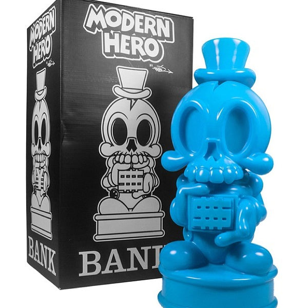 Modern Hero Bank by MAD Toy Design
