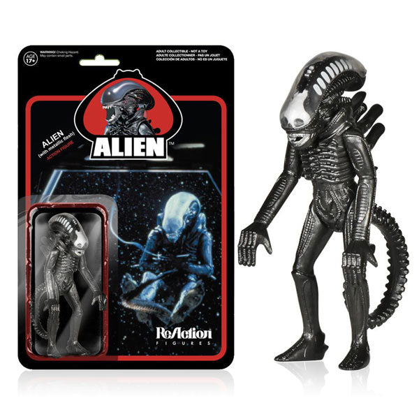 ALIEN Big Chap Metallic ReAction Figure