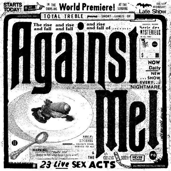 Against Me! 23 Live Sex Acts