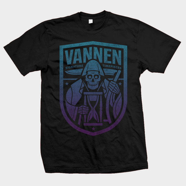 Limited Edition Vannen Gradient Reaper T-Shirt