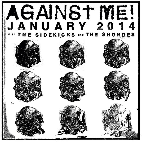 Against Me Tour Dates