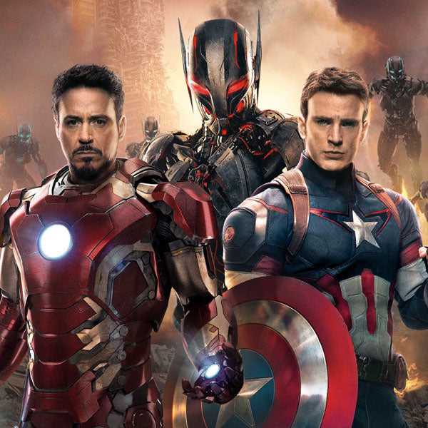 New trailer for Avengers: Age of Ultron