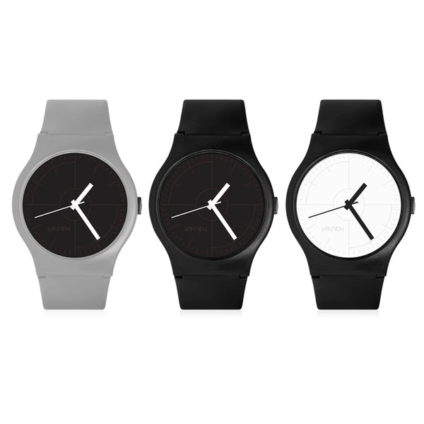 Vannen Watches New Monochromatic Series