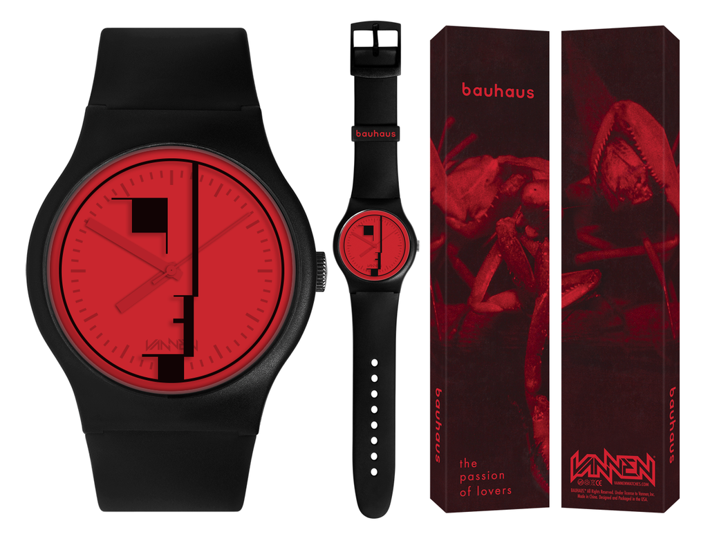 """Bauhaus """"The Passion of Lovers"""" Vannen Watch"""
