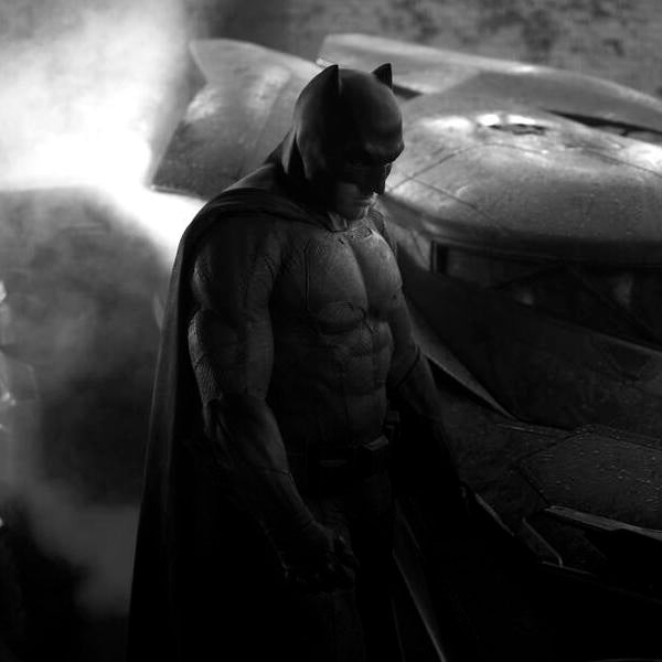 Zack Snyder Reveals First Photo of New Batman and Batmobile