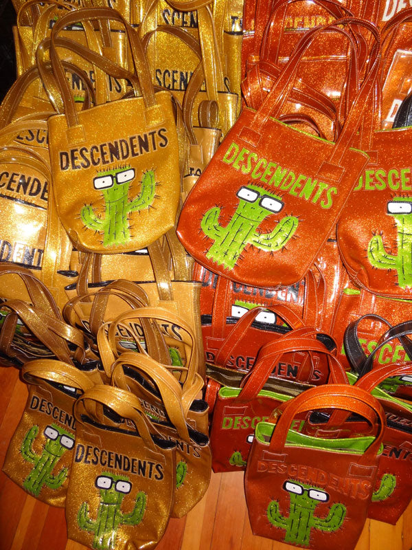Chris Shary x Descendents Tote Bags