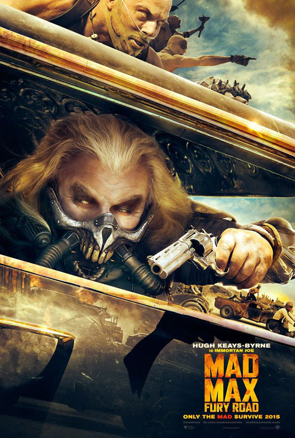 Mad Max: Fury Road Character Poster