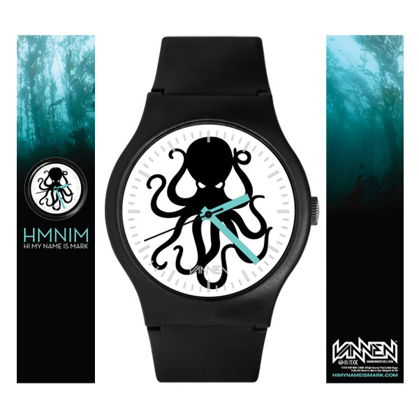 Limited Edition Hi My Name is Mark Vannen Watch