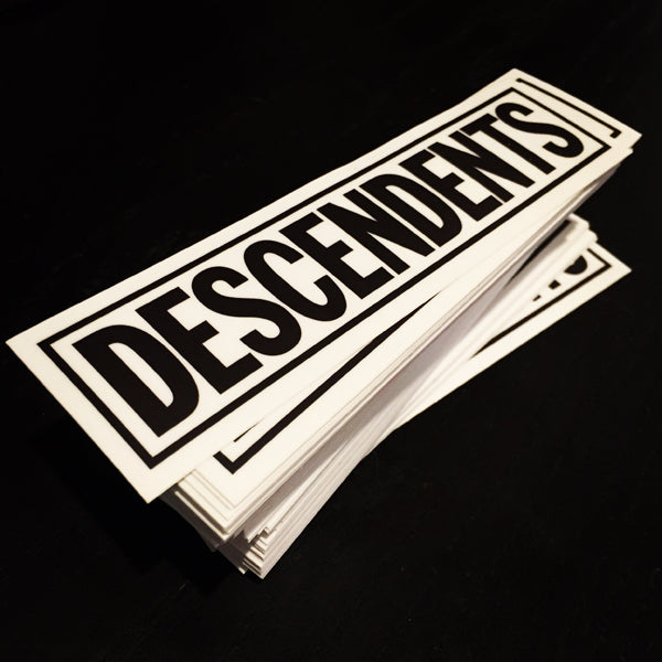 Limited Edition DESCENDENTS Vannen Artist Watch Coming Soon