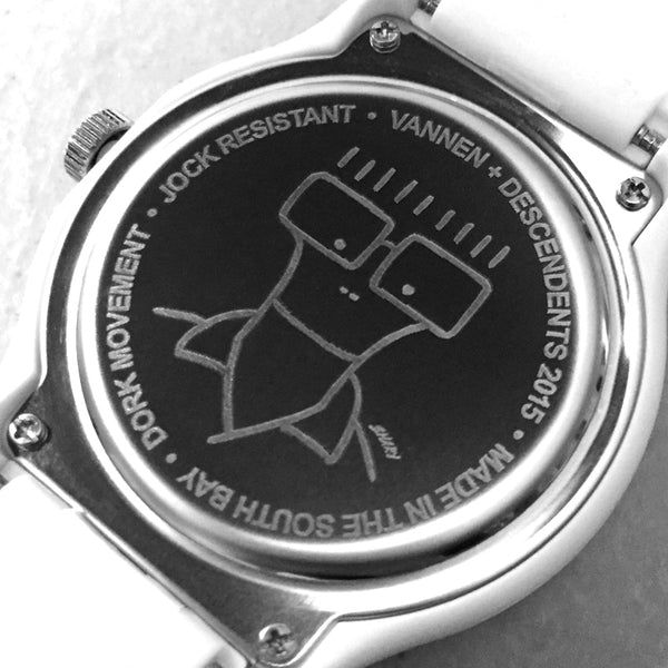 Descendents x Chrs Shary x Vannen Artist Watch