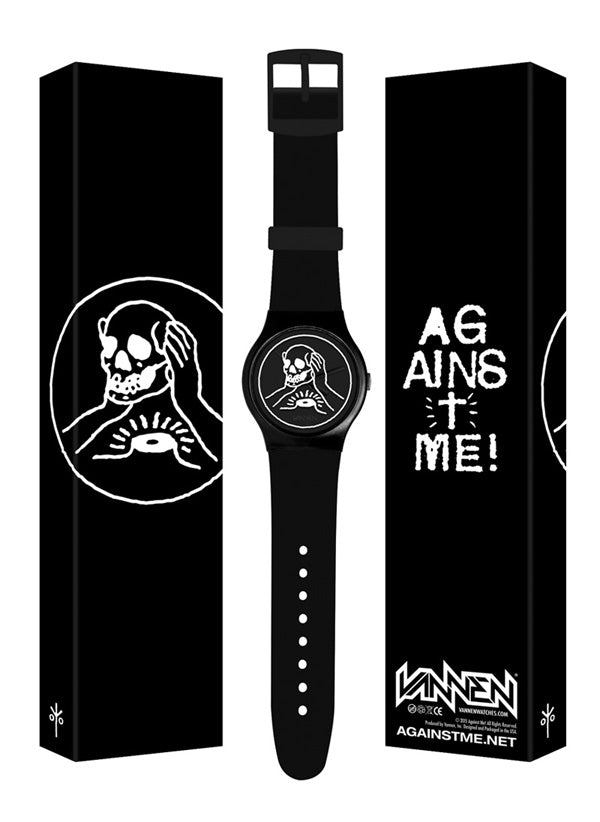 Limited Edition Against Me! Vannen Artist Watch
