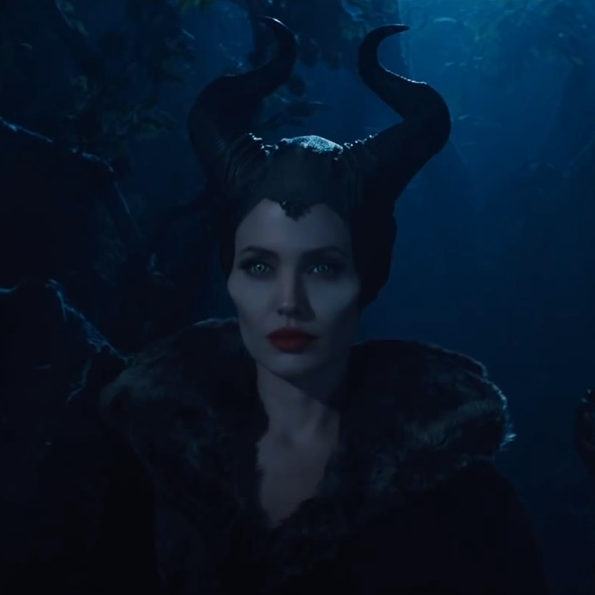 Angeline Jolie in Disney's Maleficent