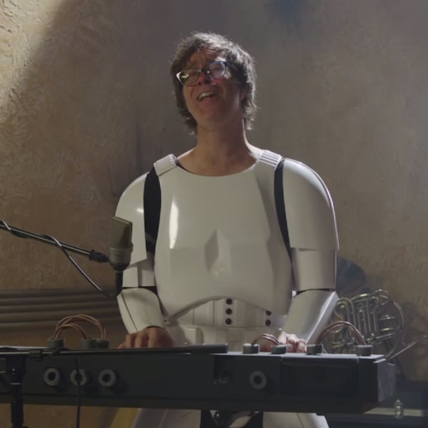 Musicians Audition For Star Wars Cantina Band