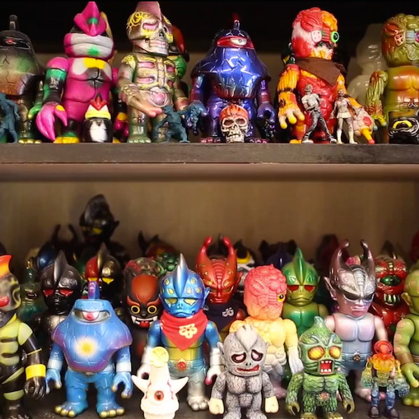 Vice Japan Presents: A Day In The Life Of A Sofubi Toy Maker