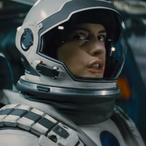 "First Official Trailer for Christopher Nolan's ""Interstellar"""