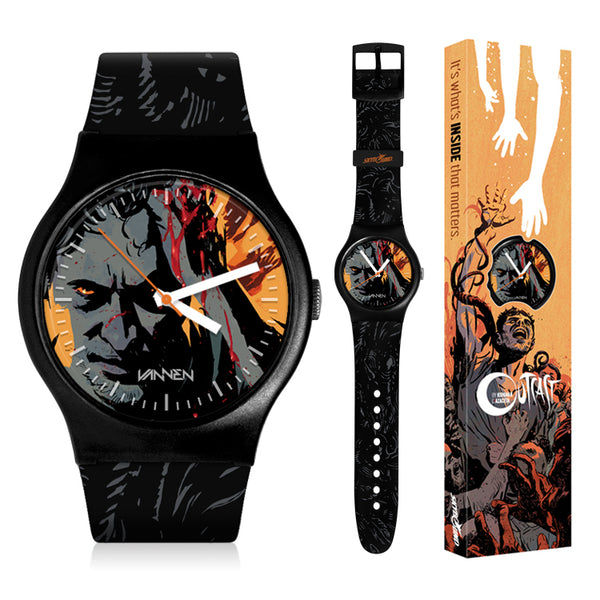 Limited Edition SDCC Exclusive Outcast Vannen Watch