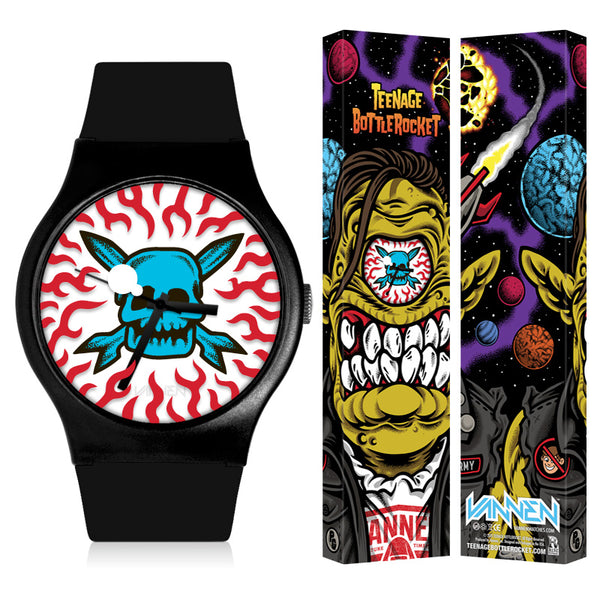 Limited Edition Teenage Bottlerocket Vannen Artist Watch