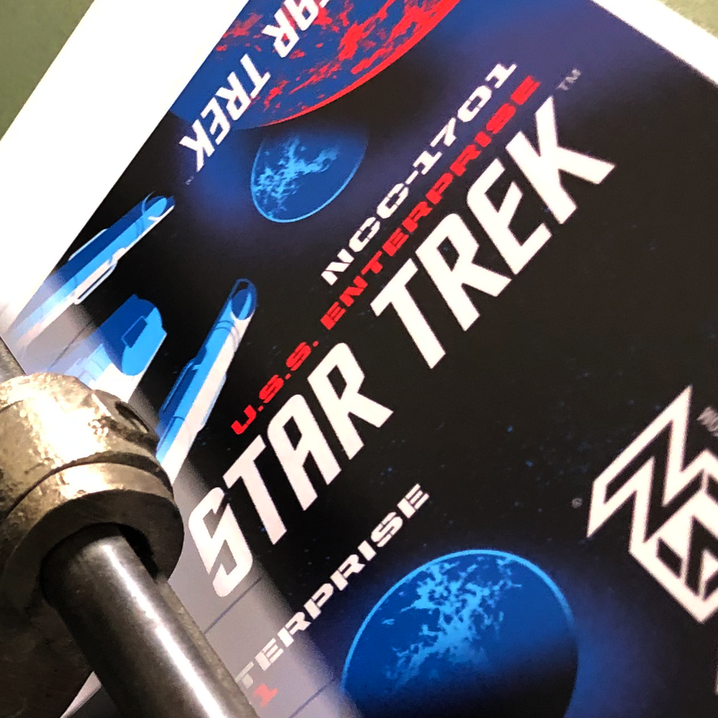 First peek at Star Trek watch packaging