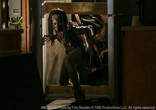 The Walking Dead Mid-Season Finale Preview (SPOILERS)