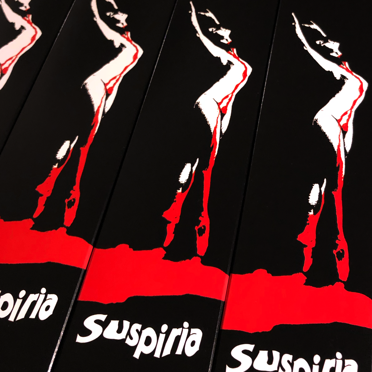 Suspiria Watch packaging