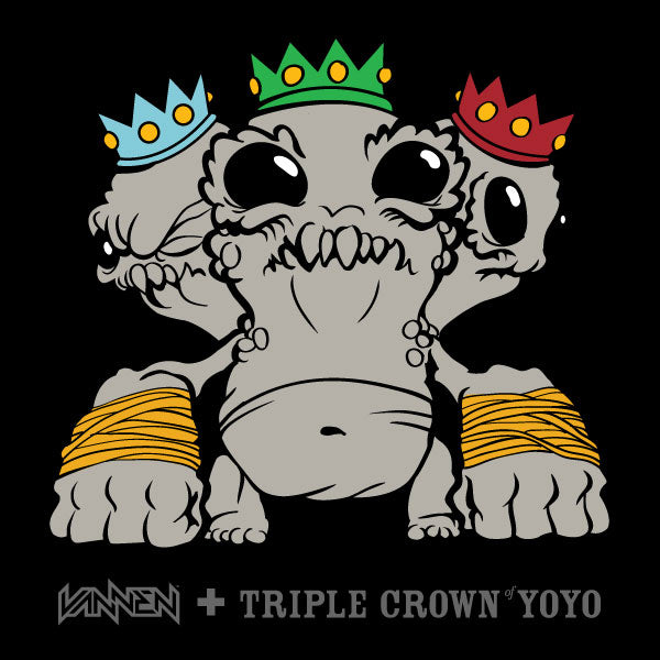 Vannen + Triple Crown of YoYo