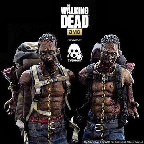 The Walking Dead x threezero