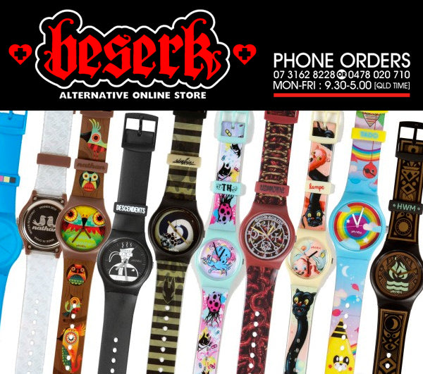 Vannen Watches Available In Australia At Beserk.com.au