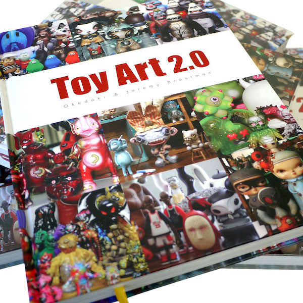 Toy Art 2.0 Book Available Now