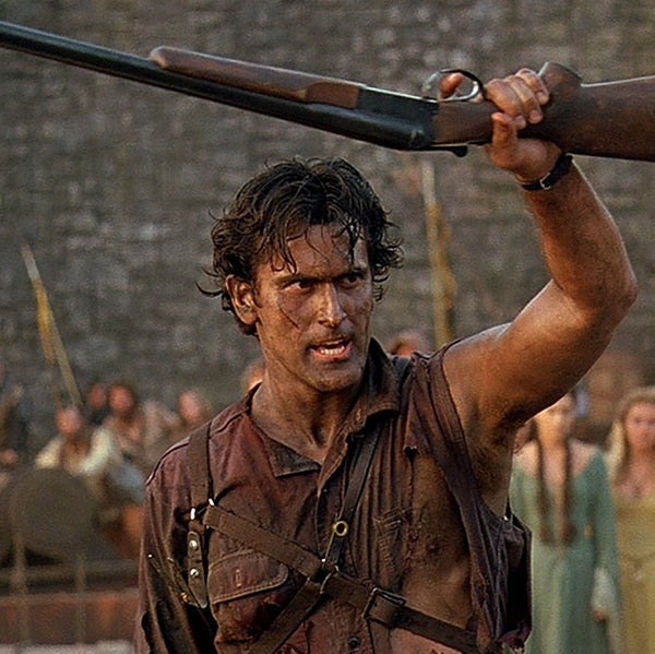 Bruce Campbell Evil Dead Army of Darkness boomstick