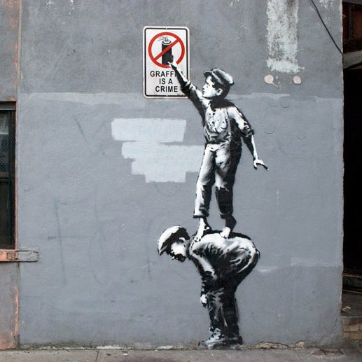 Banksy Better Out Than In NYC New York