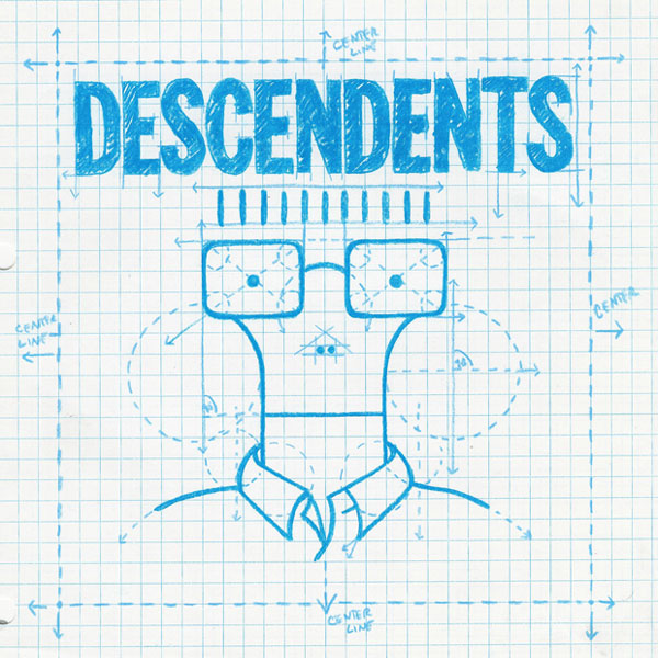 Chris Shary Descendents Art