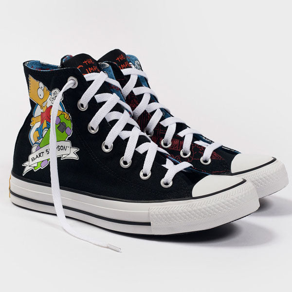 Converse x The Simpsons Fall/Winter 2014 Sneaker Collection