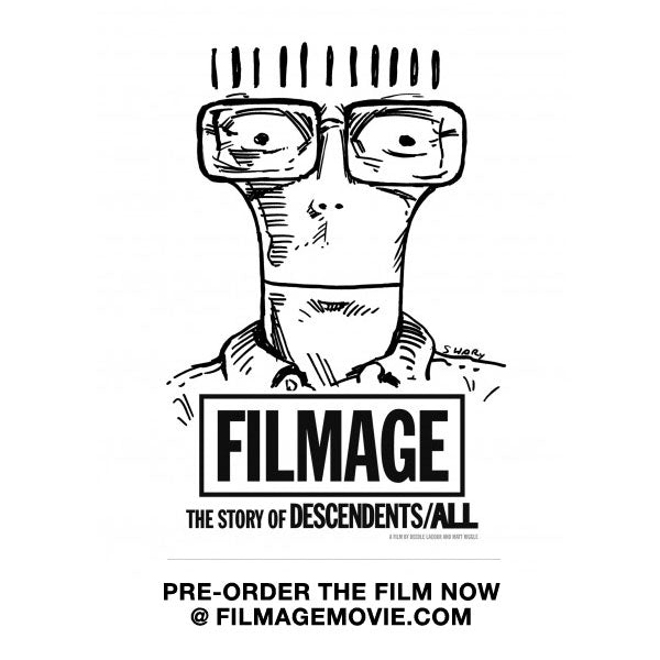 FILMAGE: The Story of Descendents/ALL on Sale Now!
